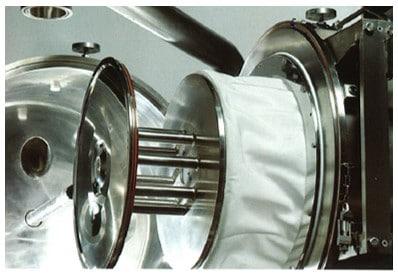 Tromlefilter Marsyntex filterdug