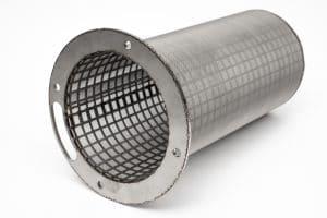 Afløbsfilter OCS-filter rustfri stål med håndtag